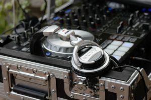 DJ på bröllop