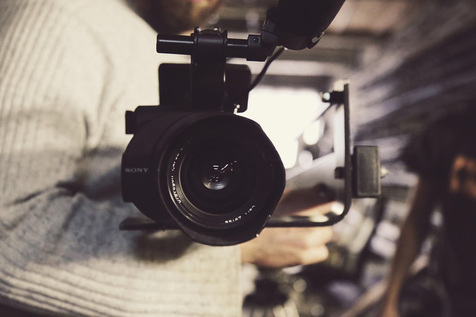 Professionell fotograf