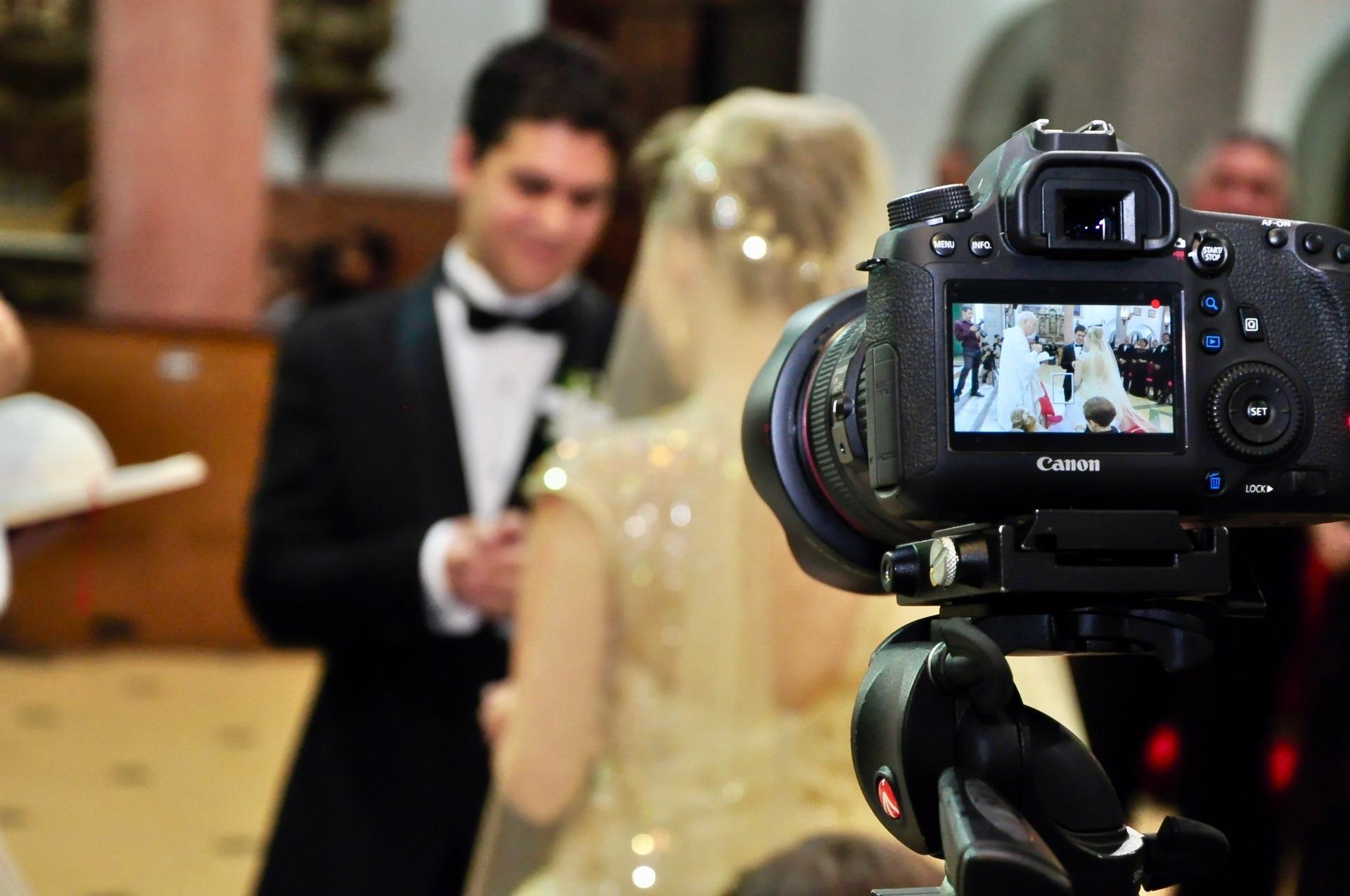 Saker att fotografera vid ett bröllop