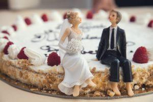 vett och etikett vid bröllop