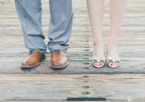 Värd / värdpar på bröllop